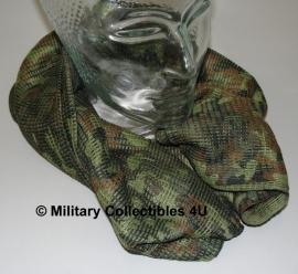 Camo sjaal - flecktarn camo - 90 x 190 cm