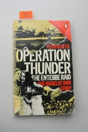 Boek Operation Thunder - Nr. 51