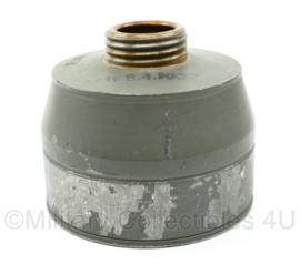 Gasmasker filter WO2 Duits  FE 41 gedateerd 1939 -  met Adelaar stempel -  origineel