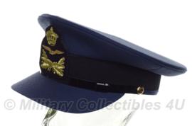 KLU Luchtmacht pet Onderofficier 1990 - Hassing B.V. - maat 61 - origineel