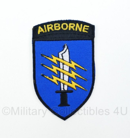 US Army Vietnam Airborne Special Forces patch - 8 x 5 cm