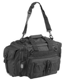 Security en politie tactical bag K-10- multifunctioneel  - 35 x 25 x 20 cm - zwart