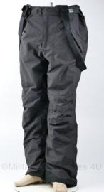 Korps Mariniers Exxtasy 10000mm Trouble style skibroek black met bretels - maat XL - nieuw - origineel