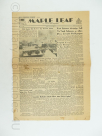 Krant Maple Leaf - 4 July 1945 -  origineel
