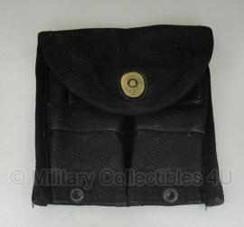 M1 Carbine magazijntas - zwart - origineel naoorlogs