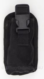 Opbouwtas Marechaussee en leger C2000 portofoon zwart - Met NSN origineel