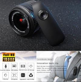 Politie en Overheidsdiensten model mini HD camera - 8,5 x 3,5 x 2,8 cm - nieuw gemaakt