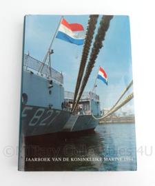 """Koninklijke Marine Jaarboek 1994"""" - origineel"""