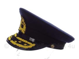 Nederlandse Klu Luchtmacht Hoogste officiers & Generaals pet - meerdere maten (replica)