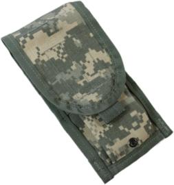 US Army ACU camo Single Mag pouch magazijntas M4 M16 AR15 MOLLE II -  origineel