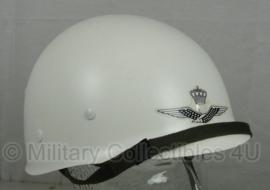 Helm luchtmacht beveiliging met Luchtmacht logo voorop- origineel