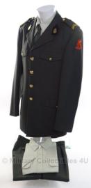 KL Nederlands leger DT2000  jas met broek set - sergeant der 1ste klasse - maat 53 - origineel