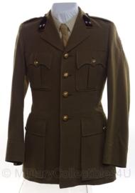 KL Nederlandse leger DT uniform jas 1950/1963 1e Luitenant - Rijdende Artillerie - maat Small - origineel