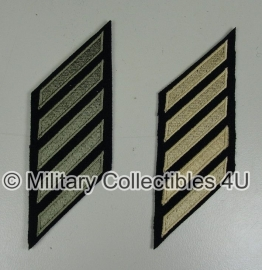 Service stripes - 5 stuks