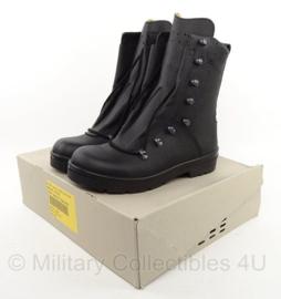 KL Nederlandse leger gevechtslaarzen zwart M07 - nieuw in doos - maat 290B / 45 Breed - origineel