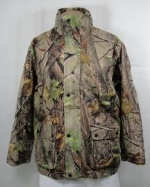Vis en jacht jas - Real tree camo -  nieuwe productie