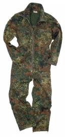 Bundeswehr flecktarn Panzerkombi overall -  origineel
