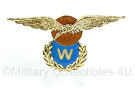 Koninklijke Marine - zeldzame vlieger  waarnemer wing - origineel