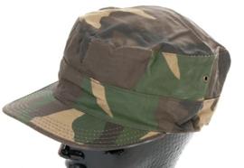 Field cap - Woodland camo - nieuw gemaakt