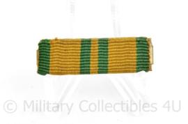 Nederlandse leger medaille baton vierdaagse kruis - Koninklijke bond voor lichamelijke opvoeding - Kruis voor betoonde mars vaardigheid  - 3 x 1 cm - origineel