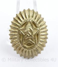 USSR Russische leger pet insigne  - 3,5 x 3 cm - origineel
