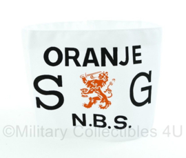 Armband Nederlandse verzet en NBS Binnenlandse Strijdkrachten Strijdende groepen Armband