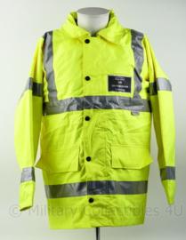 Britse UK Immigration Service Reflecterende jas met ondervest - maat Small - licht gedragen - origineel