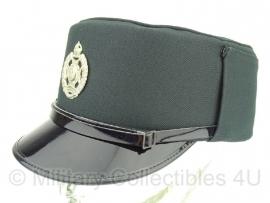 Britse dames hoed  prince consort's own rifle brigade- maat 57 - origineel
