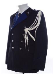 KMAR Koninklijke Marechaussee DT uniform jas met overhemd en stropdas - winter model - maat 51 - origineel