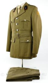 KL DT jas jaren 60 Artillerie - maat 48 - rang Tweede Luitenant - origineel