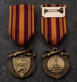WO2 Franse medaille Dunkerque 1940 - nieuw gemaakt