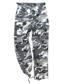 US FIELD TROUSER BDU - Urban camo