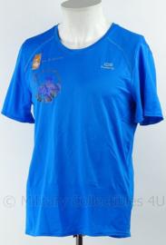 KL Landmacht shirt 470 MOGOS Compagnie - Global Vitesse - merk Kalenji - gedragen - maat M - origineel