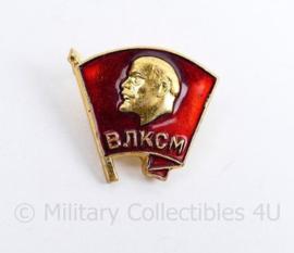 Russische USSR speld Lenin  - 2  x 2 cm - origineel