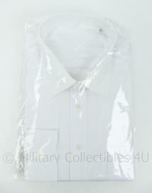 Overhemd met lange mouw wit - NIEUW in verpakking - maat 40, 41 of 44 - origineel