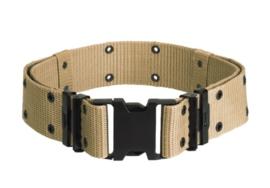 US Army model Koppel LC2 Nylon - nieuw gemaakt - khaki