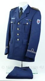 Belgische luchtmacht uniform set - officier - Maat 46L - origineel