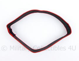 Korps Mariniers platte pet band - 30 x 3,5 cm - origineel