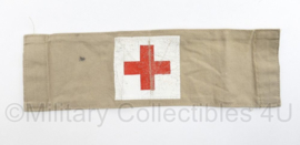Defensie Geneeskundige dienst armband voorzetstuk - 27,5 x 8 cm - gebruikt - origineel
