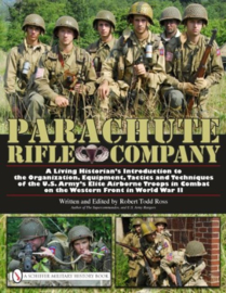 Parachute Rifle Company - Robert Todd Ross