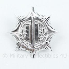 Gemeentepolitie dames pet insigne  - 3,5 cm - origineel