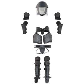 DSI en ME Complete beschermende uitrusting MET helm - 9 delig! - meerdere op voorraad - origineel