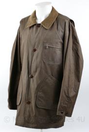 L.L. Bean Wax jas - maat Large - The British Millerain Fabric - gedragen - origineel
