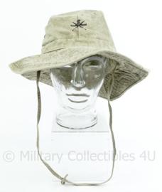 KCT Korps Commando Troepen Boonie hat met insigne - zeldzaam - maat 57 - origineel