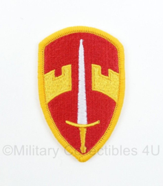US Army MACV Military Assistance Command, Vietnam patch - 7 x 4,5 cm