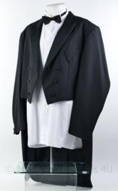 Heren kostuum Jacquet  en overhemd  - maat 60 -  origineel