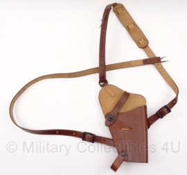 Cal .45 shoulder holster M7 - donkerbruin