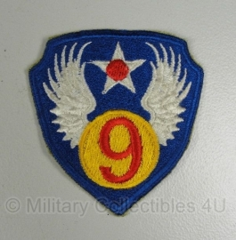 USAF 9th Air Force patch