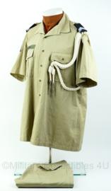 KMAR Marechaussee Sinaai missie uniform set 1989 - maat 43-  Origineel