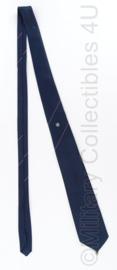 NL Gemeentepolitie stropdas met logo - 140 cm - origineel